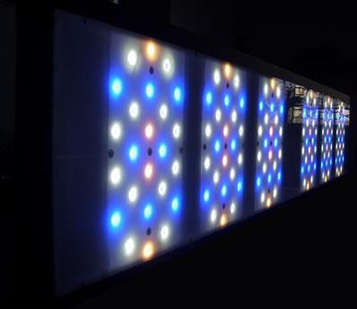 lumirium eclairage led pour aquarium. Black Bedroom Furniture Sets. Home Design Ideas