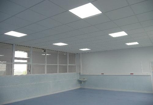 Neptune LED éclairage plafond pour grande salle