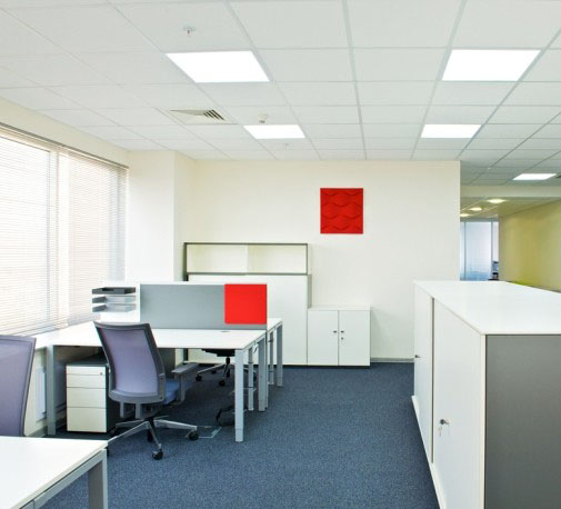 Eclairage LED intérieur pour tous secteurs professionnels