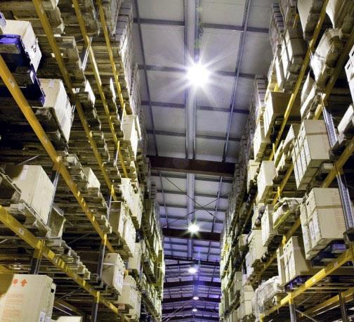 éclairage LED pour l'industrie